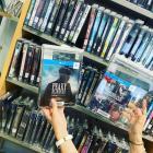 Retour des DVD dans votre bibliothèque !